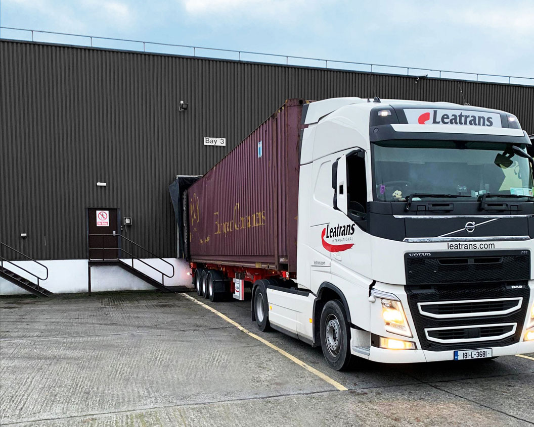 container, traction, shunting, logistics, leatrans